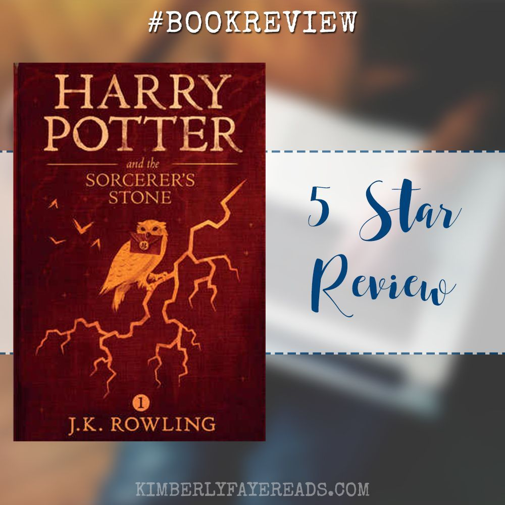 In Review Harry Potter And The Sorcerer S Stone Harry Potter 1 By J K Rowling The Sorcerer S Stone Rowling Sorcerer
