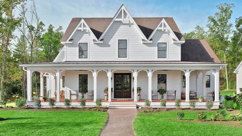 Southern Gothic Southern Living House Plans Southern Living House Plans Southern House Plans French House Plans