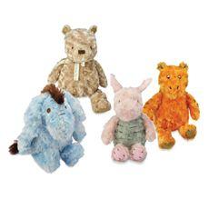 Winnie The Pooh Classic Stuffed Animals Bed Bath Beyond