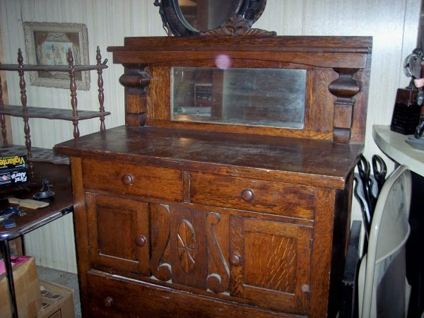 Antique Sideboard Buffet 325 Antique Wooden Sideboard Wooden