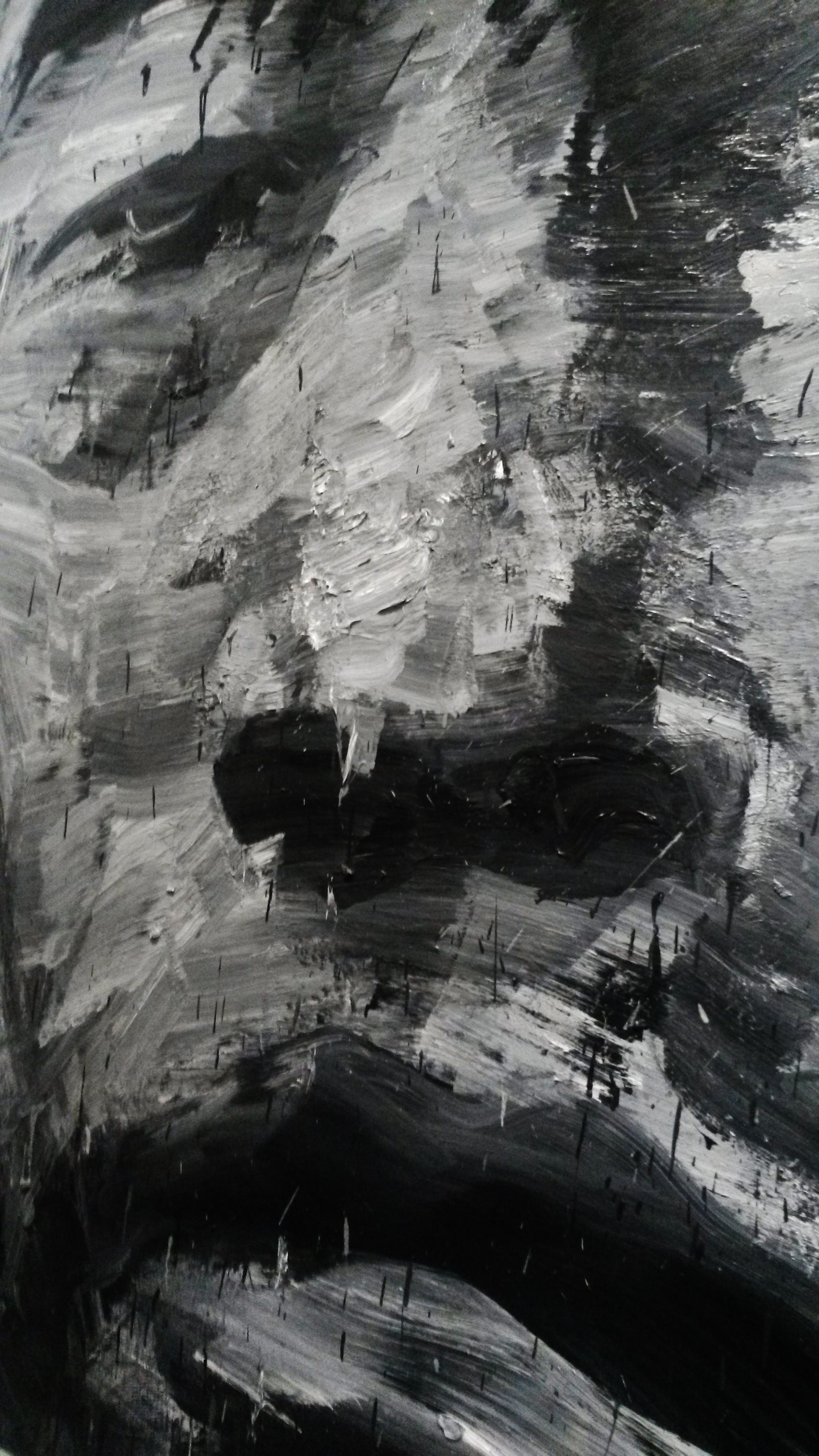 Yan Pei Ming, artiste franco-chinois - Centre Pompidou Metz ...