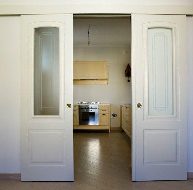 Porte interne doppia anta cerca con google idee per la - Porte scorrevoli doppia anta ...