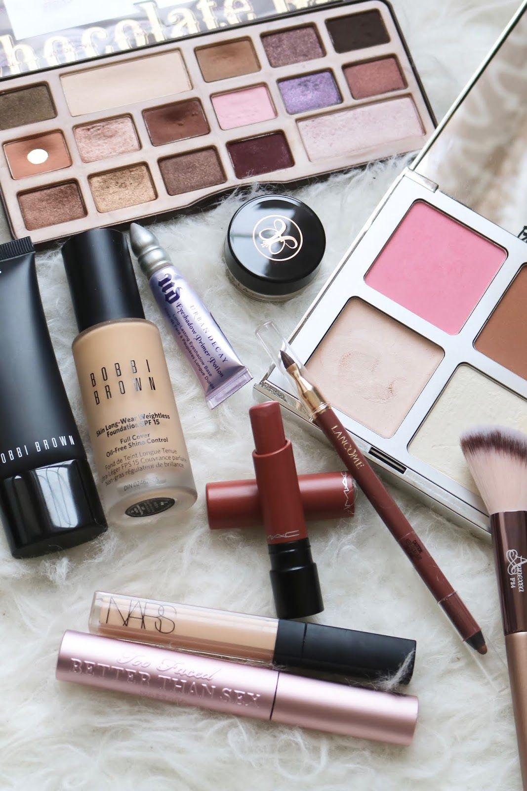 Natural Everyday Makeup Look for women over 40 over40