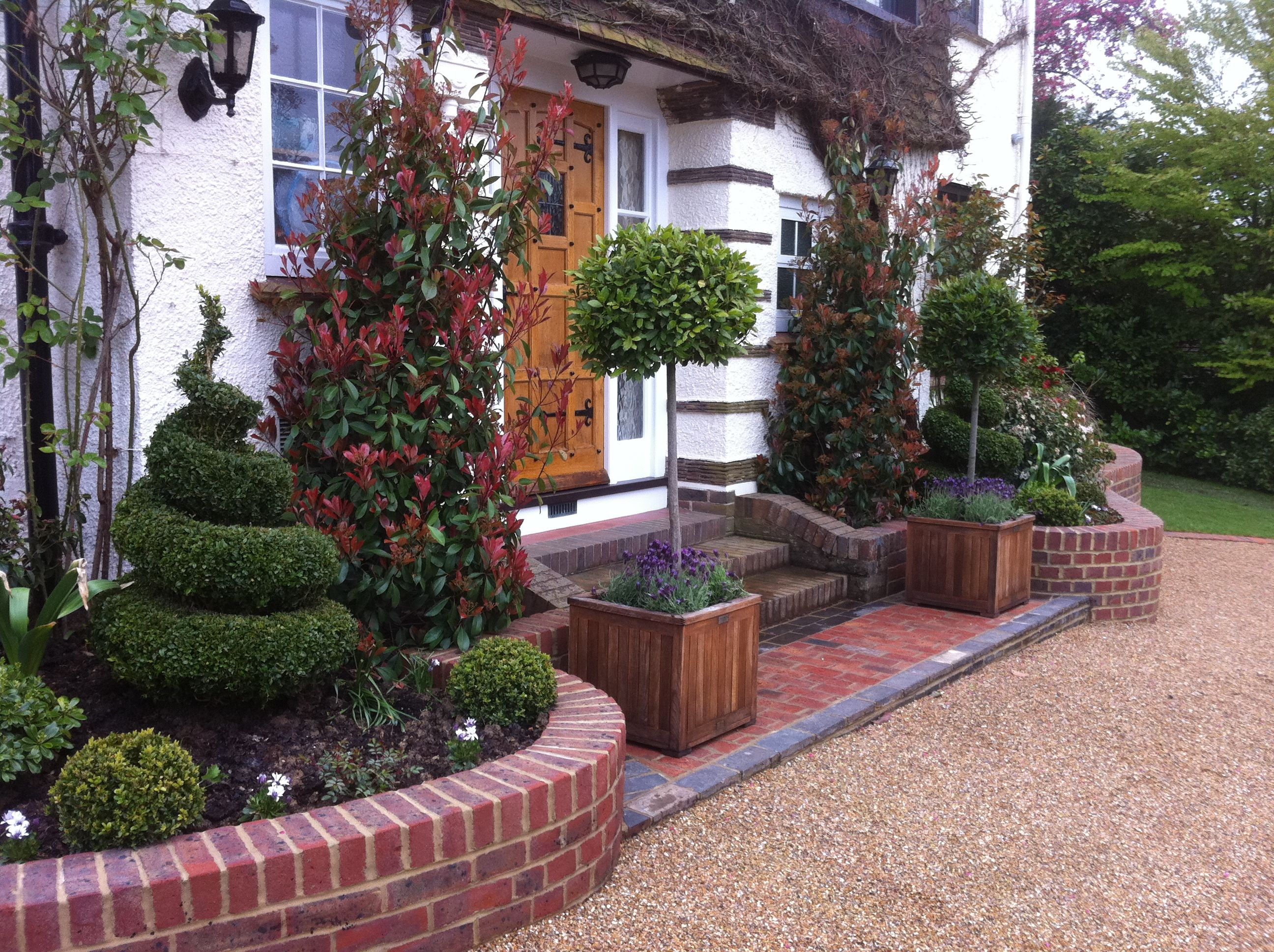 Awesome Driveway Gardens 15 Front Gardens Really Garden Proud