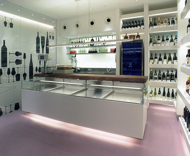 OLIVINO delicatessen shop | London