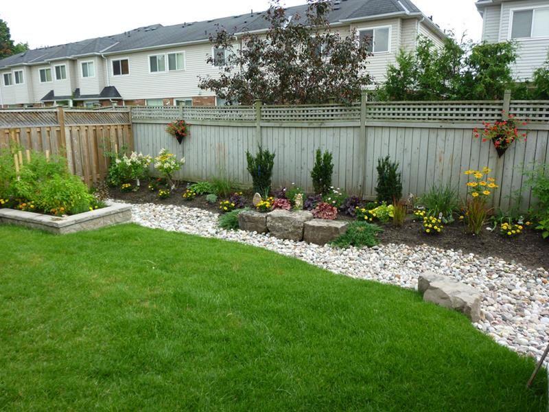 24 Beautiful Backyard Landscape Design Ideas Page 2 Of 5 Easy Backyard Landscaping Large Backyard Landscaping Cheap Landscaping Ideas