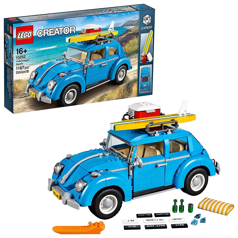 LEGO Creator Expert Volkswagen Beetle 10252 Construction