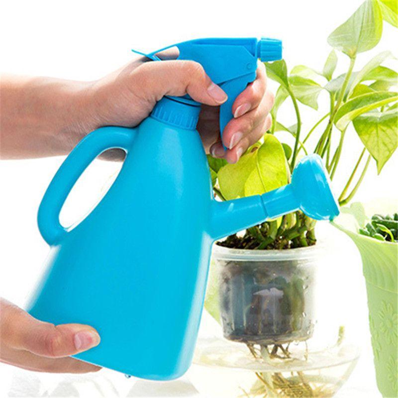 Watering Cans Garden Plastic Watering Can Plant Flower Water Sprayer Irrigation Watering Pot Gardening Supplies