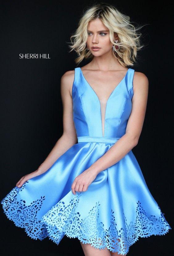 s50885 - SHERRI HILL | Dresses | Pinterest