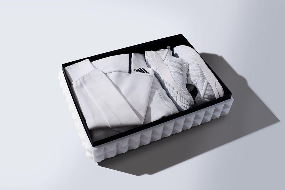 Adidas Athletics Workout Gear — The Dieline - Branding & Packaging Design
