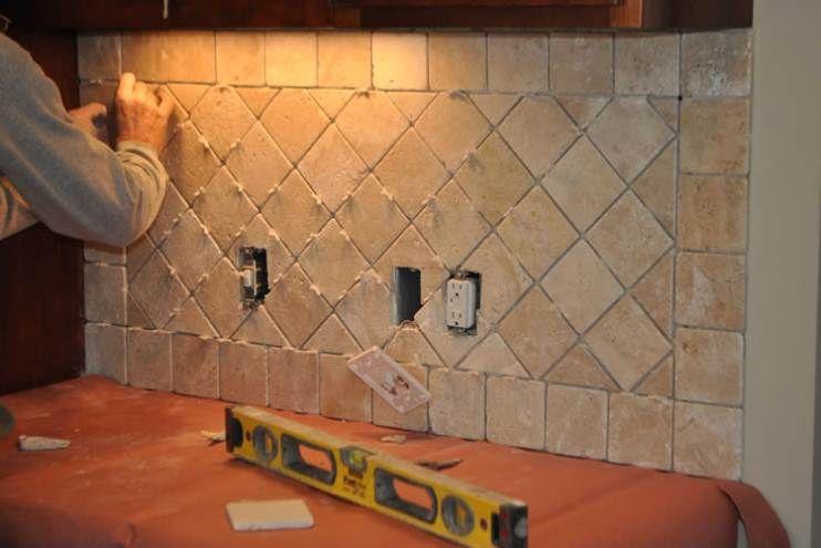 Image Result For Santa Cecilia Granite Cherry Cabinets Tile Stunning Backsplash For Santa Cecilia Granite Countertop