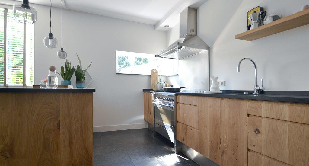 Keuken Ikea Houten : Houten fronten op een bestaande keuken. of een nieuwe van ikea