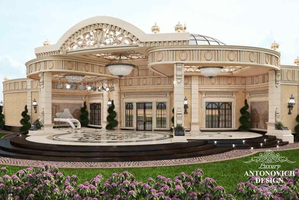 Villa Exterior Design Qatar 5 0004 Homes Home Design