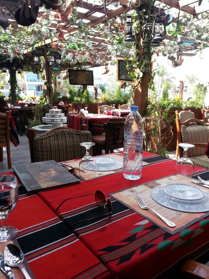 Reem Al Bawadi مطعم ومقهى ريم البوادي Cafe Restaurant Diy Letters Table Decorations