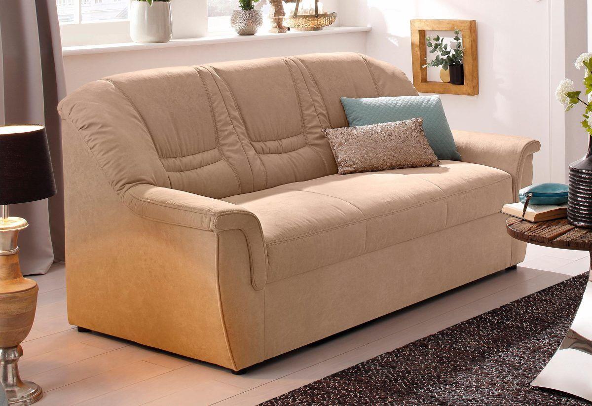 3 sitzer sofa mit federkern, home affaire 3-sitzer beige, », mit federkern-polsterung, in 3, Design ideen