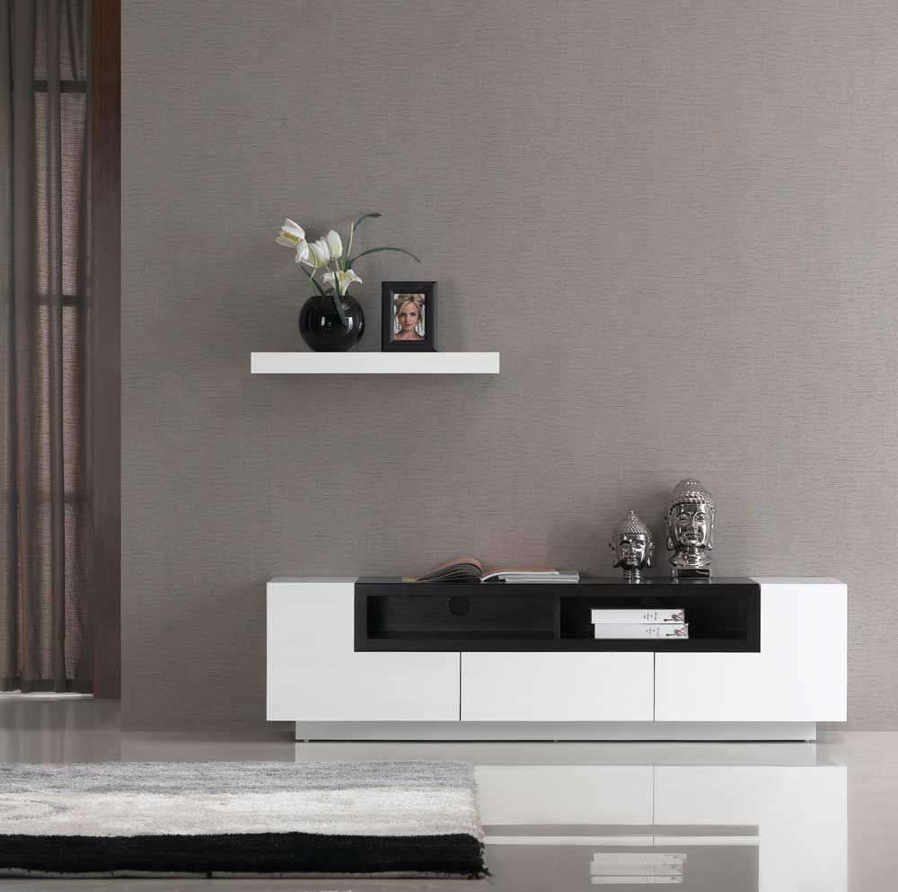 contemporary tv stands tv white gloss dark oak tv stand i like  - tv  white gloss tv stand jm furniture in tv stands and tv consolescontemporary tv stand with a beautiful combination of white gloss with darkoak