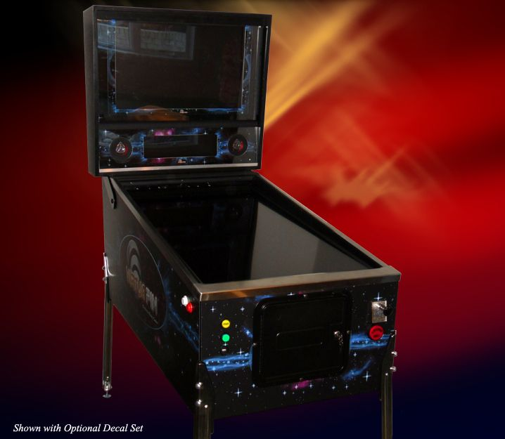 Virtuapin Extreme Ultra Widebody Virtual Pinball Machine