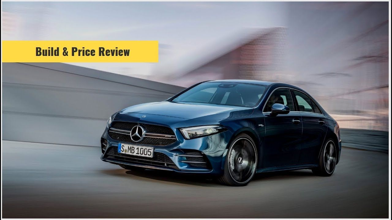 2020 Mercedes Amg A 35 4matic Sedan Build Price Review Features Sp In 2020 Mercedes Amg Amg Mercedes