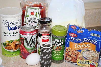It's ALL Good in Mommyhood: Mommyhood Meatloaf: Crock Pot Style!