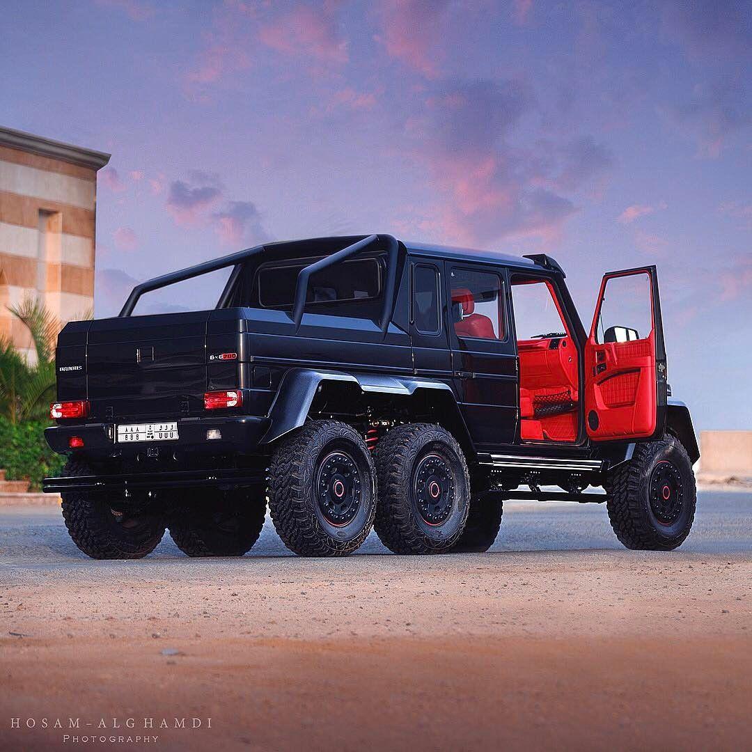 Brabus G700 6x6 Mas99999 Photo By Hosamalghamdi Blacklist