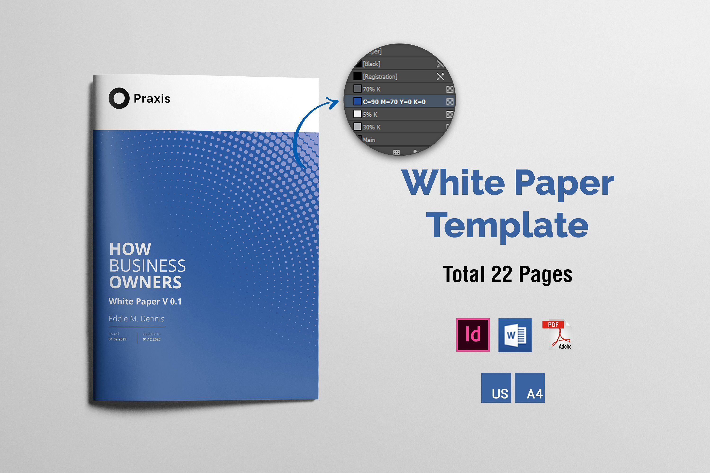 White Paper Template Neu White Paper Template Word Automobile