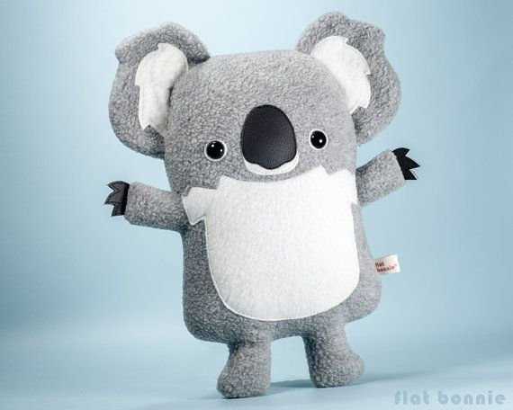Cute Koala plush stuffed animal 35745edf0fd87