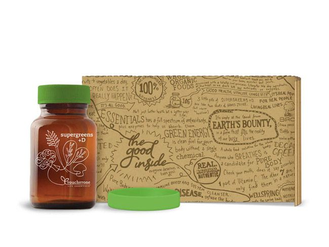 Packaging of the World: Creative Package Design Archive and Gallery: Touchstone Essentials