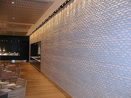 3d contemporary wall panels that are lightweight eco - Hotel interior and exterior design ...