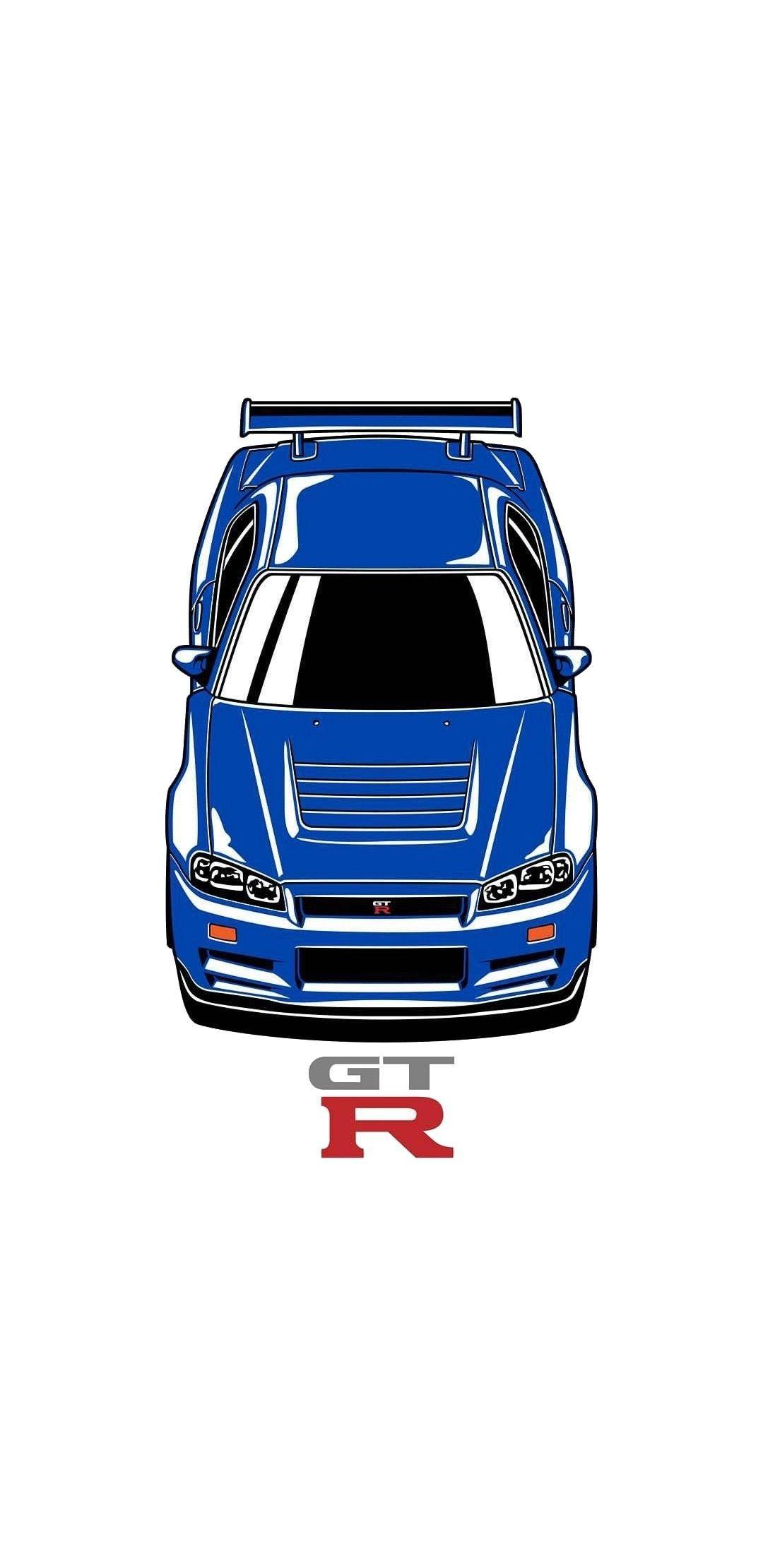 Skyline Gtr おしゃれまとめの人気アイデア Pinterest Sumeet Surve 2020 車の壁紙 スカイライン R34 クールな車