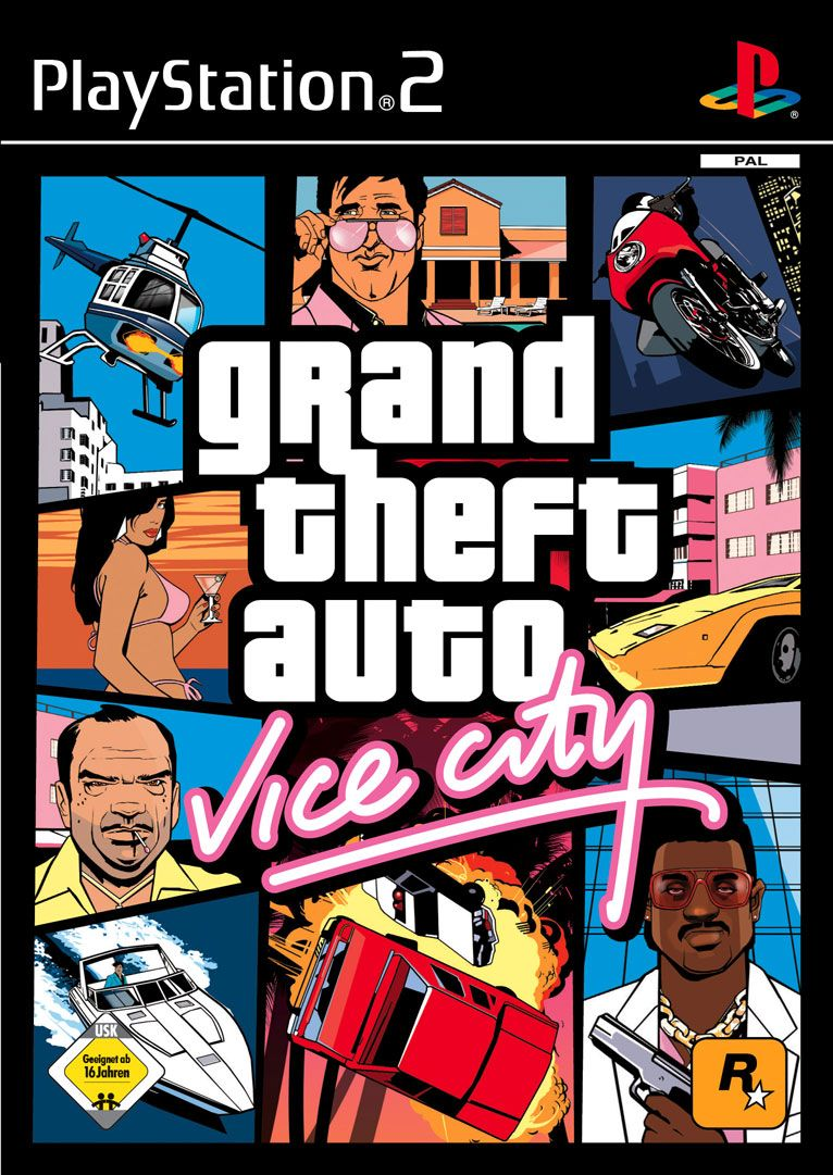 Shit Has It Been 15 Years Grand Theft Auto Vice City 2002 Game Download Free Free Pc Games Download Free Pc Games