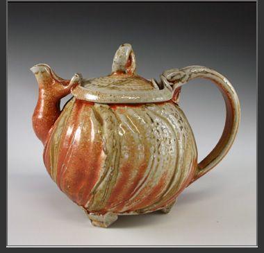 teapot by Ruthanne Tudball