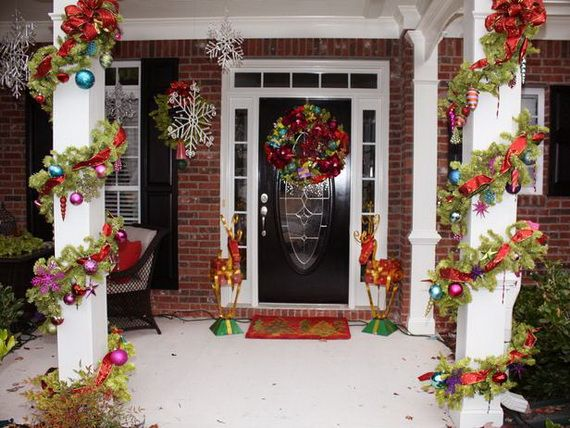 Cool Outdoor Christmas Displays Christmas Ideas Pinterest
