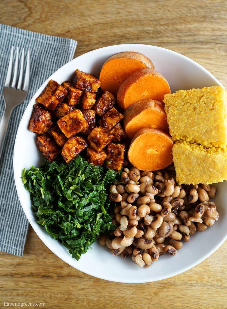 Vegan Soul Bowl Recipe Soul Food Recipes Meals