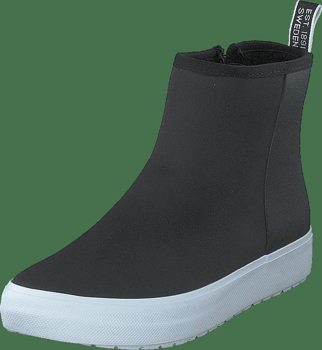 Kjøp Tretorn Alto Hybrid Black sko Online i 2020