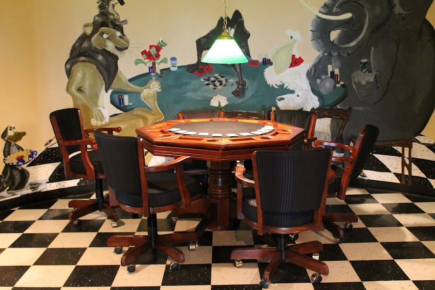 Want to set up your own home poker room? Here are some