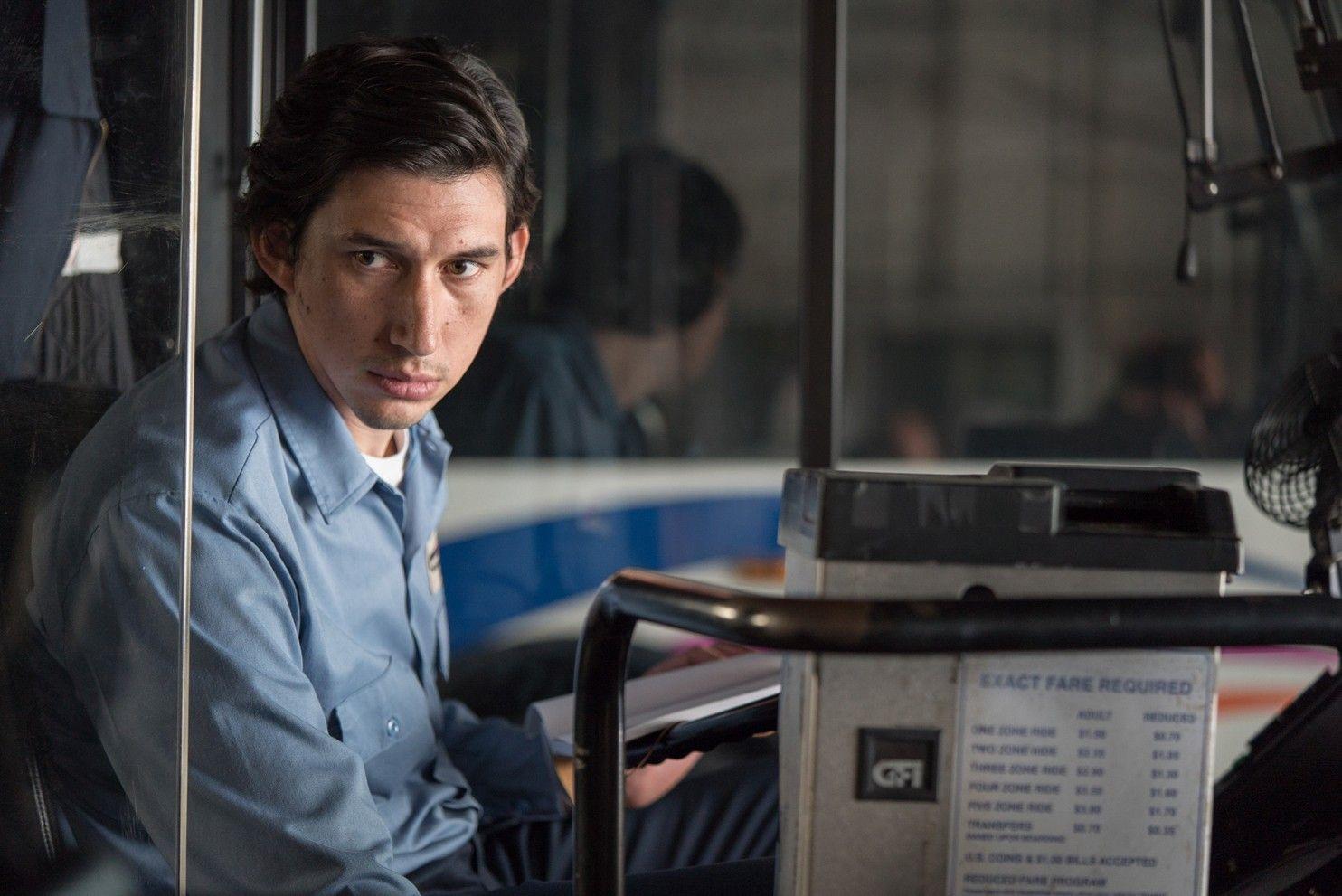 Adam Driver as Paterson
