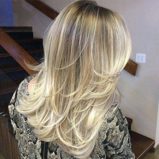 Hair Méchés: 20 beautiful models to sting