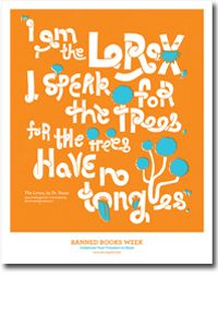 Speak for things that need and call you the most. The trees, the animals, the water, the air, the children, the sick, the homeless, the hungry, the...?