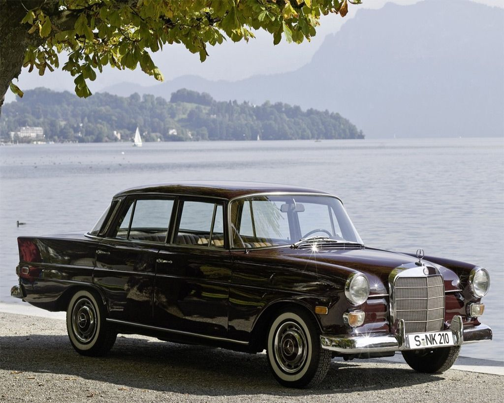 Mercedes 190 W110 Heckflosse Mercedes Classic Cars Pinterest