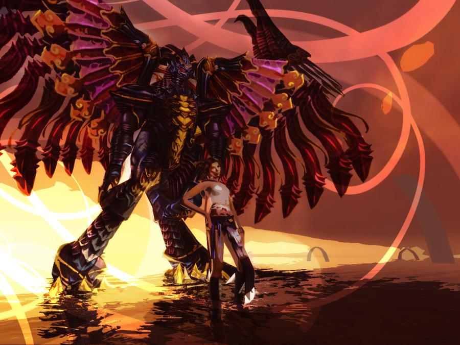 Bahamut Bahamut Final Fantasy X Final Fantasy