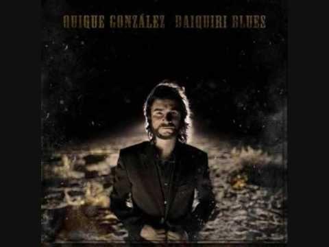 """QUIQUE GONZÁLEZ """"Daiquiri Blues"""""""