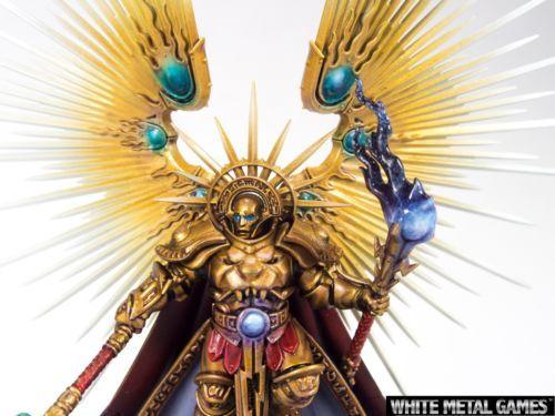 Warhammer Age of Sigmar Stormcast Eternals Celestant-Prime NIB NEW