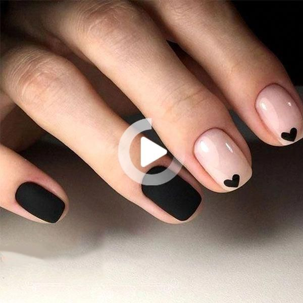 50 idées simples nail art qui sont faciles à faire #nail conception # #shortnailsartdesign design