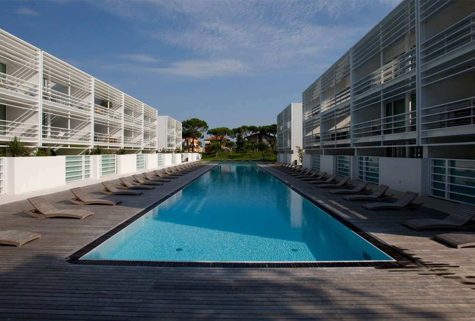 The Pool Houses Jesolo Lido Village Picture gallery