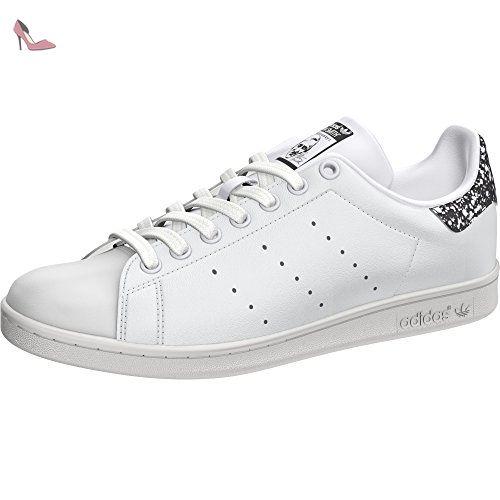adidas Stan Smith W chaussures Blanc Noir Chaussures adidas