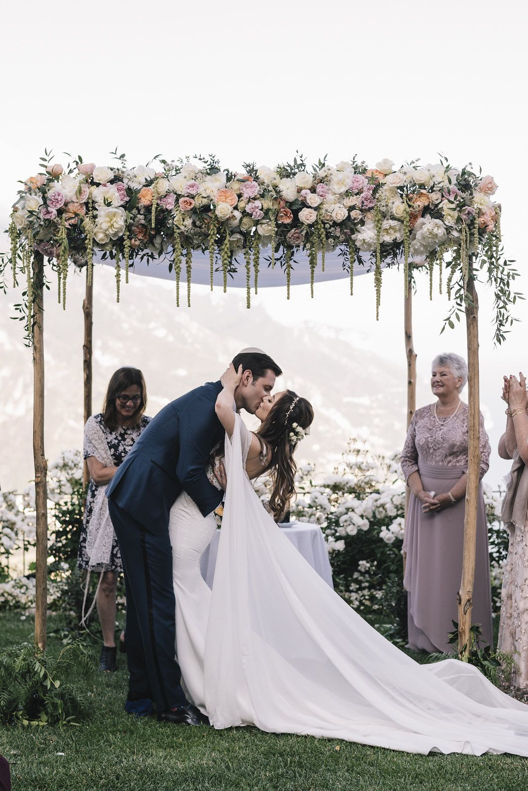 Destination Wedding In Italy Ravello Amalfi Coast