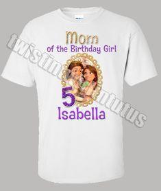 Rapunzel Mom Shirt