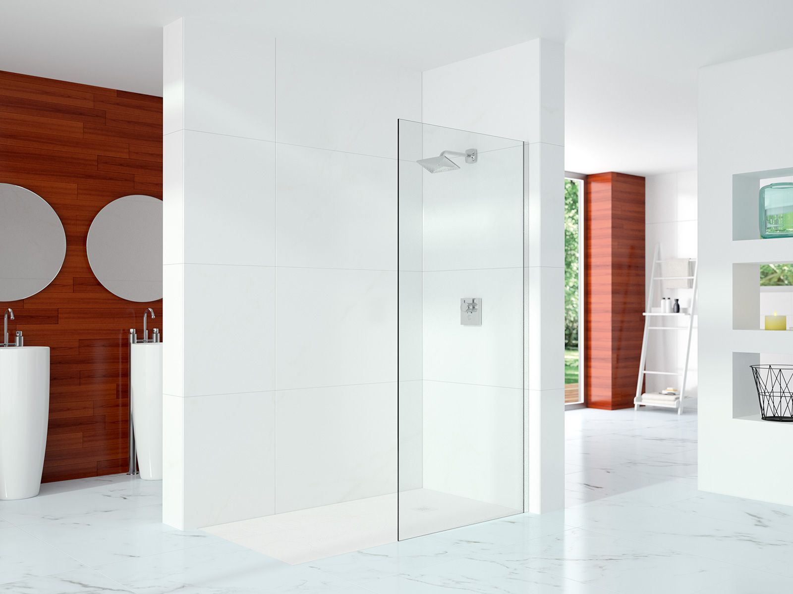 Merlyn Showering are a leading supplier of contemporary shower ...