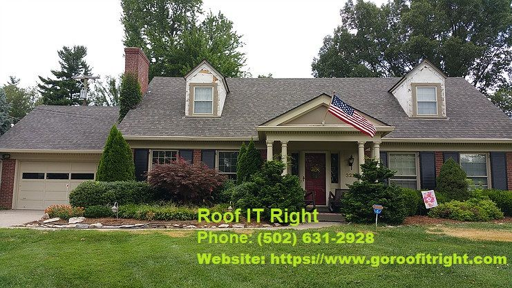 There are so many names under roofing company Louisville KY, but - roofing estimate