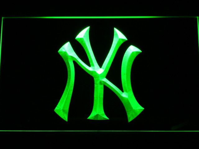 New York Yankees 1913-1914 LED Neon Sign - Legacy Edition